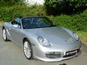 PORSCHE 987 BOXSTER 'S' 3.4 SPORT DESIGN PACKAGE *LOW MILES*