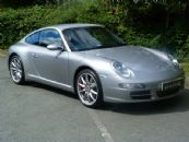 PORSCHE 997 C4S WIDE BODIED **HUGE SPEC**