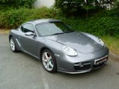PORSCHE CAYMAN S MANUAL