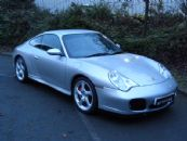 PORSCHE 996 C4S WIDE BODIED **LOW MILEAGE**