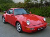 PORSCHE 964 TURBO 3.3 **HUGE SERVICE HISTORY - A TOTALLY ORIGINAL CAR**