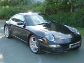 PORSCHE 997 CARRERA 4S TIPTRONIC *LOW MILES*