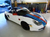 PORSCHE 986 BOXSTER S 3.2 'RESTORACING' RACE CAR
