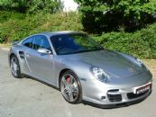 PORSCHE 997 TURBO MANUAL