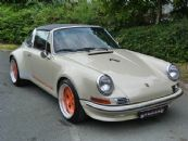 PORSCHE 911 SC RETRO WORKS CONVERSION