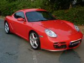 PORSCHE 987 CAYMAN S MANUAL